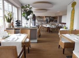 aussicht bio hotel restaurant cafe, Neuburg an der Donau (Stelzhof yakınında)