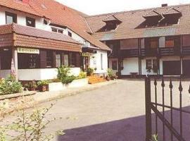 Hotel Reckweilerhof, Wolfstein (Sankt Julian yakınında)