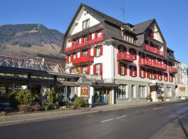 Hotel Löwen, Lungern (Bürglen yakınında)