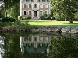 Maison d'hôtes Le Manoir de Contres, Contres (рядом с городом Oisly)