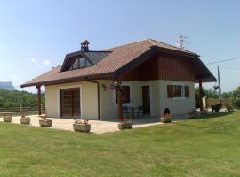 Villa Bordbar, Сен-Поль-ан-Шабле