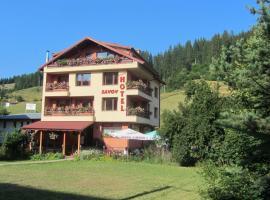 Family Hotel Savov, Chepelare