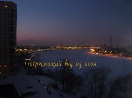 Apartment Obukhovskoy Oborony 110