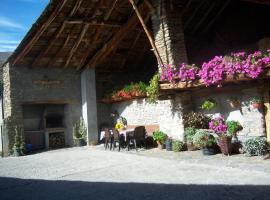 Casa Rogel, Llesúy