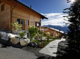 Crans Luxury Lodges