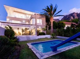 Camps Bay Luxury Villa