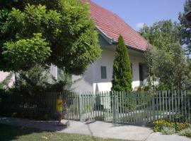 Babarczi Üdülőház, Kiskunmajsa (рядом с городом Jászszentlászló)