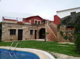Casa Gibranzos, Plasenzuela