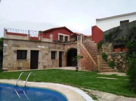 Casa Gibranzos, Plasenzuela (La Cumbre yakınında)