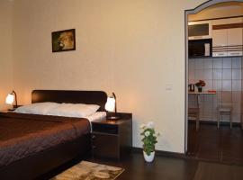 Hotel Spasatel in Brateevo