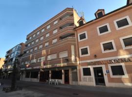Hoteles baratos cerca de San Fernando de Henares, Comunidad ...