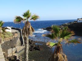 Apartamentos Mar y Sol El Hierro, Tamaduste (Echedo yakınında)