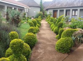 Nongoma Lodge & Inn CC, Nongoma