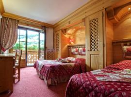 Hotel les Sapins, La Clusaz