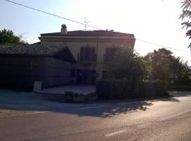 Agriturismo Zà Beata, Penna Sant'Andrea (Villa Vomano yakınında)