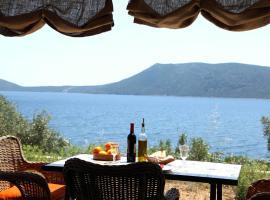Casa Kalypso Suites & Villa, Стени-Вала (рядом с городом Agios Dimitrios)