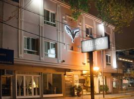 Hotel Piero, Villa Mercedes (Fraga yakınında)