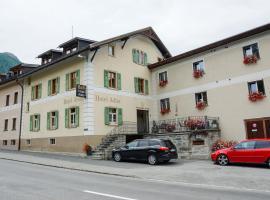 Hotel Adler Garni, Zernez