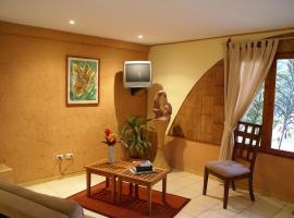 Dos Palmas Country Inn, Alajuela (La Garita yakınında)