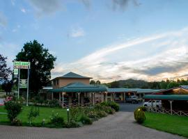Rest Point Motor Inn, Glen Innes (Deepwater yakınında)