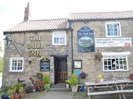 The Bull Inn West Tanfield, Ripon