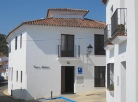 Casa Millán, Puerto-Moral (Higuera de la Sierra yakınında)