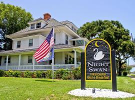 Night Swan Intracoastal Bed and Breakfast, New Smyrna Beach