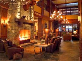 Lodge at Whitefish Lake, Whitefish