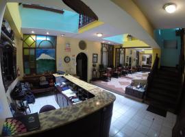 Hotel Estación, Riobamba
