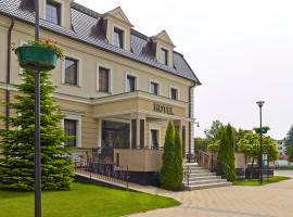 Hotel Stefanik, Myjava