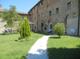 Badia il Vingone, Città di Castello (Selci yakınında)