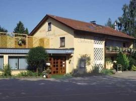 Hotel Schoch, Mainhardt (Oberrot yakınında)