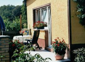 Ferienhaus Frisch, Sassnitz (Lanken yakınında)