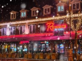 Rumors Hotel Bar & Cuisine, Schagen