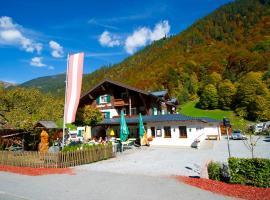Alpengasthaus Muntafuner Stöbli
