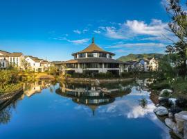 Anji Spring Alpha Resort, Anji (Tianhuangping yakınında)