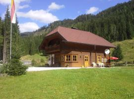 Winklhütte, Turracher Hohe