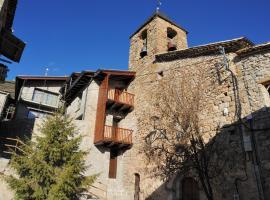 Apartaments Cal Climent, Fornols (рядом с городом Montargull de la Vansa)