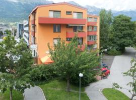 Hotel Zillertal, Innsbruck