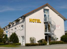 Hotel Karlshof, Karlsdorf-Neuthard (Bruchsal yakınında)