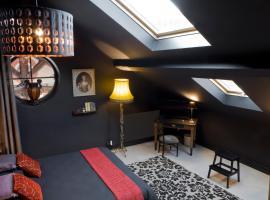 La Maison De Bon Aloi, Vernaison (рядом с городом Vourles)
