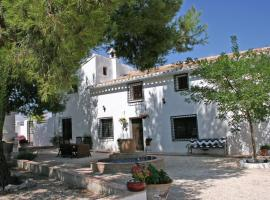 Casa Pedro Barrera Bed & Breakfast, Almudema (Archivel yakınında)