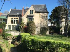 Loire Valley Medieval Getaway, Rochecorbon (рядом с городом La Ville-aux-Dames)