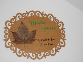 Maple House, Campinas (Barão de Geraldo yakınında)