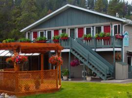 Bear Hill Lodge, Jasper