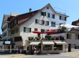 B&B Caffètino-Vino, Richterswil (Stäfa yakınında)
