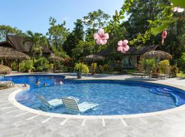 Hotel Suizo Loco Lodge & Resort, Cahuita