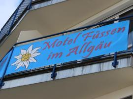 Motel Füssen im Allgäu