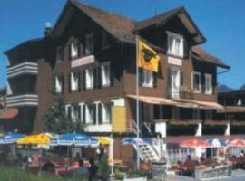 Hotel Montana, Seelisberg (Sisikon yakınında)