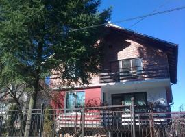 Gincho's House, Chavdar